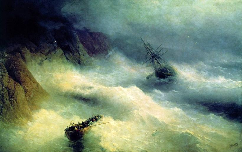 Балаклавская буря