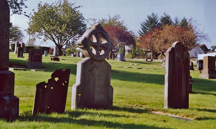 Фрейзерское кладбище
