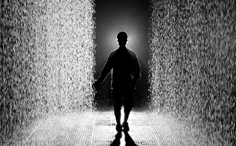 Человек, вызывающий дождь