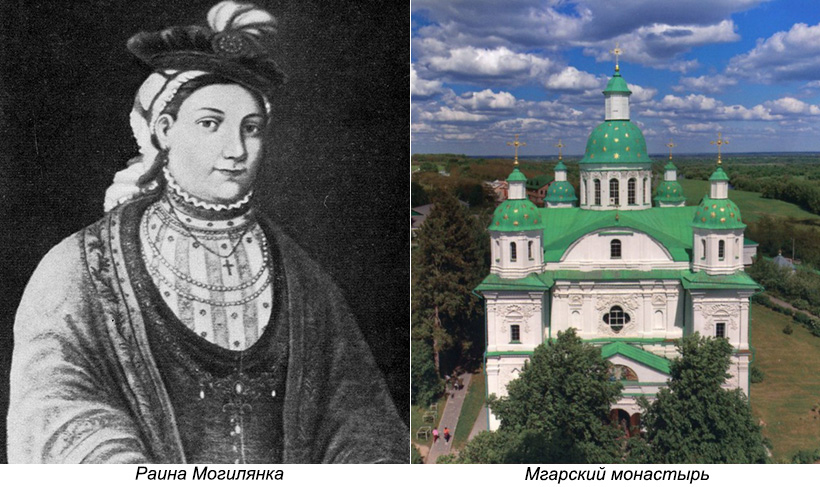 Раина Могилянка