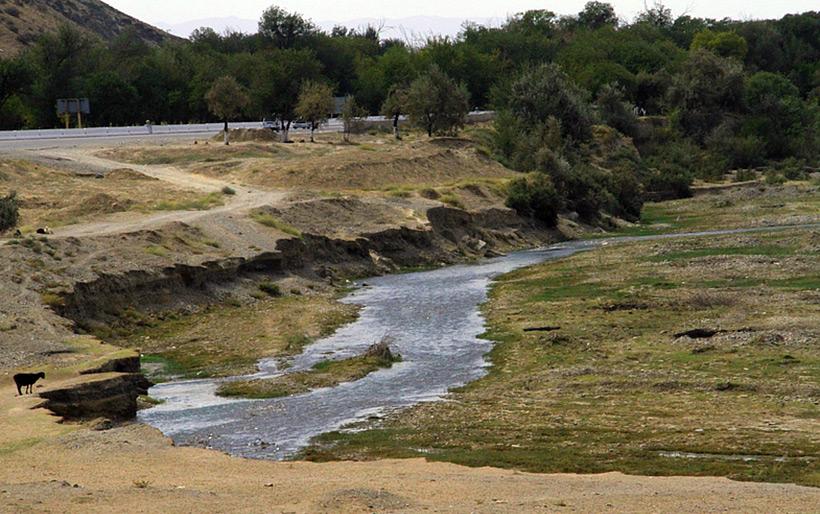 Река Сангзар