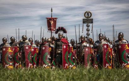 Как казнили побежденных врагов легионеры Рима