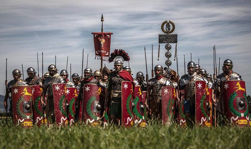 Легионеры Рима