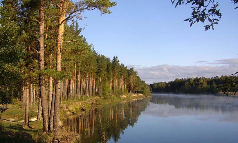 Река Россонь
