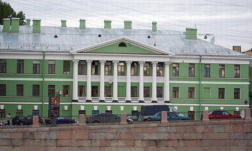 Ротонда на Гороховой