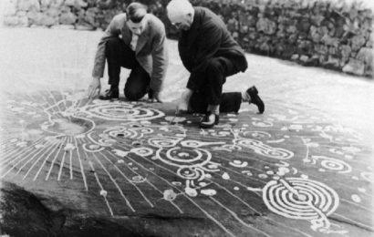 Археологи пытаются разгадать тайну шотландского Камня Кочно