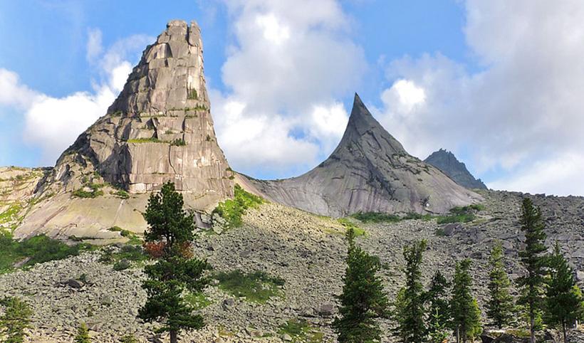 Тайны Саянских гор