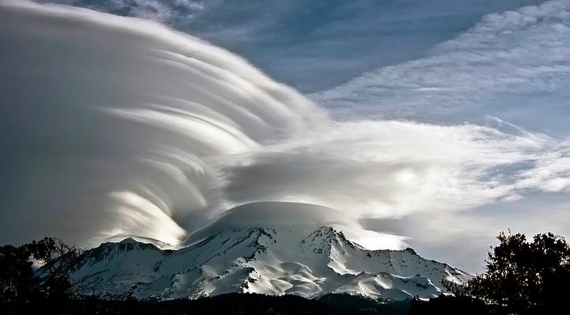 Гора Шаста