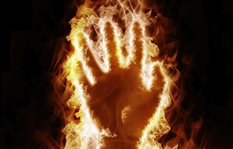 «Дьявольский огонь» - феномен самовозгорания человека