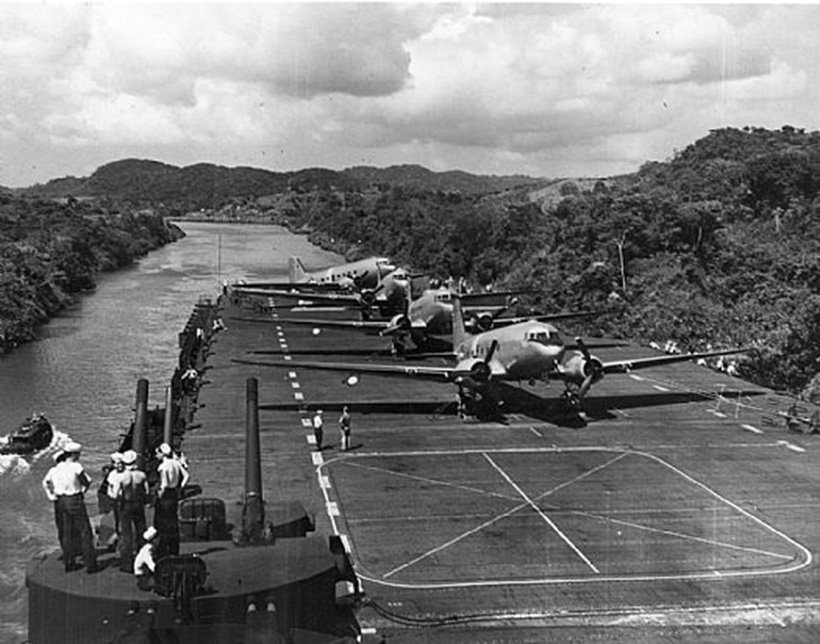 U.S.S. Philippine Sea (CV-47)