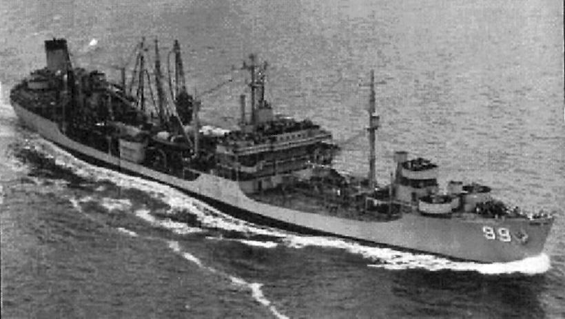 U.S.S. Canisteo (AO-99)