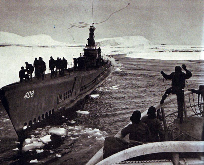 U.S.S. Submarine Sennet (SS-408)