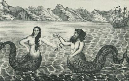 Море тайн и загадок