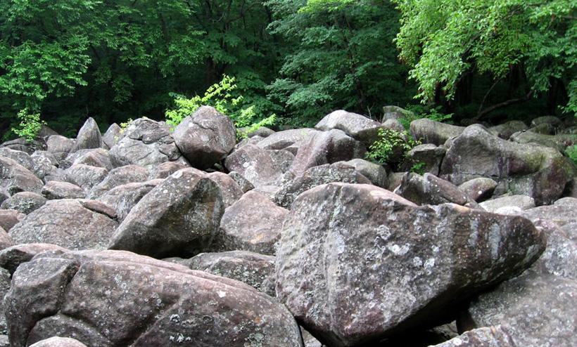 Звенящие скалы