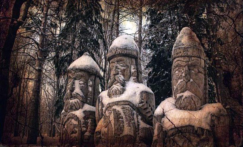 Славянские идолы