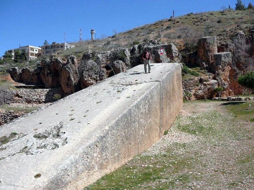 Южный камень Баальбек