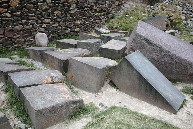 Перуанский город Саксайуаман