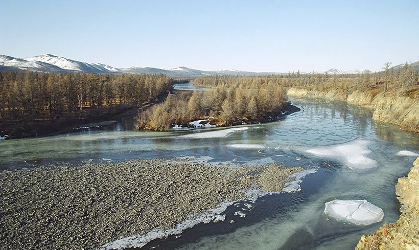 Река Солянка