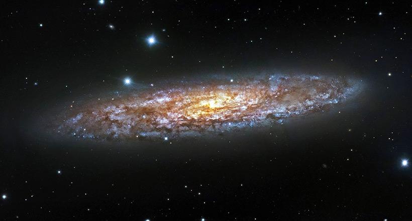 Галактика Майкла Сидонио