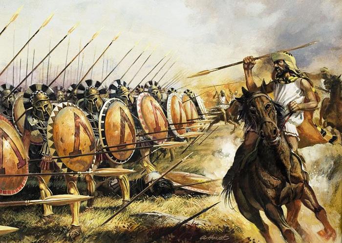 Спартанская армия