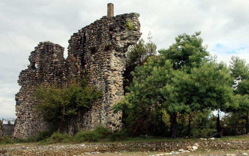 Тайна Келасурской стены