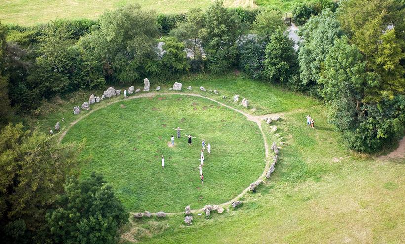 Каменный круг Роллрайт