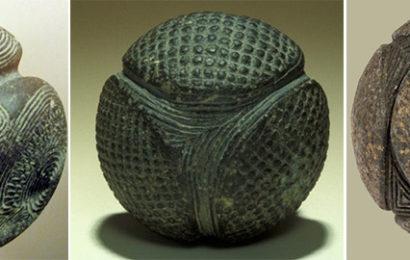 Каменные атомы древности