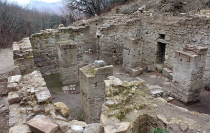 Византийский храм в Судаке, о котором молчат летописи