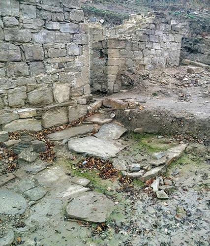 Византийский храм в Судаке