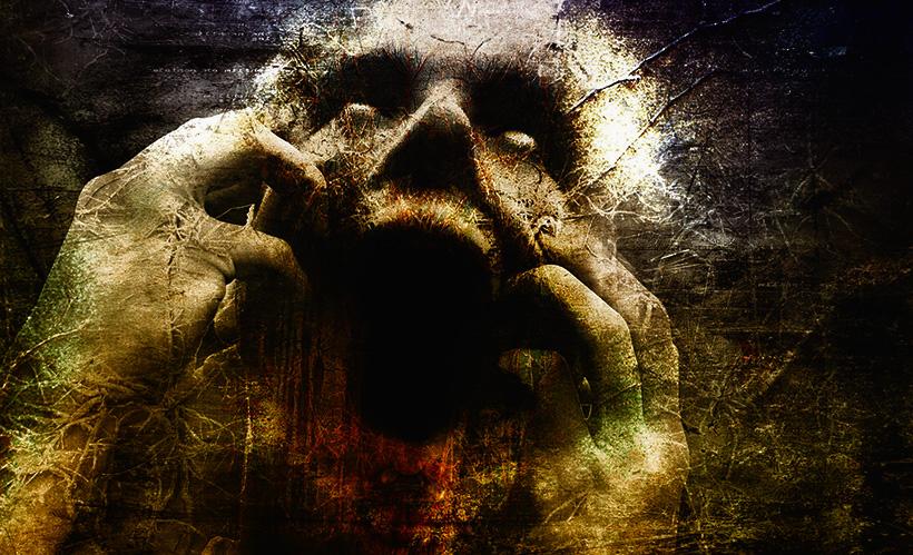 Привидение выело внутренние органы у четырёх жертв