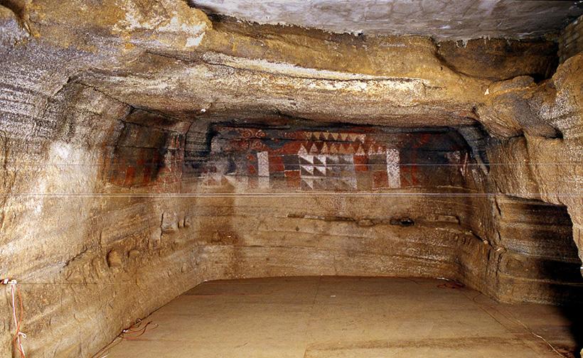 Пещера Ла-Куэ-Пинтада