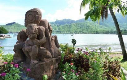 Загадка идолов острова Нуку-Хива