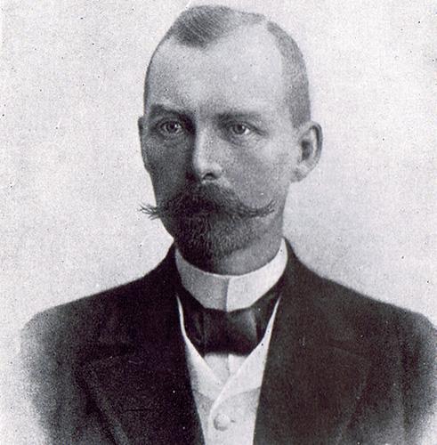 Барон Эдуард Васильевич Толль