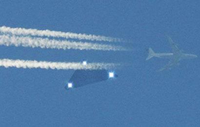 TR-3B Astra — секретный самолет США проекта «Аврора»