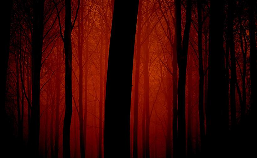 Красная мгла