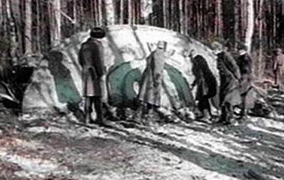 Операция «Сокрытие»: хроника крушений НЛО в СССР, часть 1