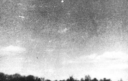 НЛО над Цинцинатти, 1974