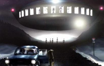 Похищение инопланетянами Барни и Бетти Хилл