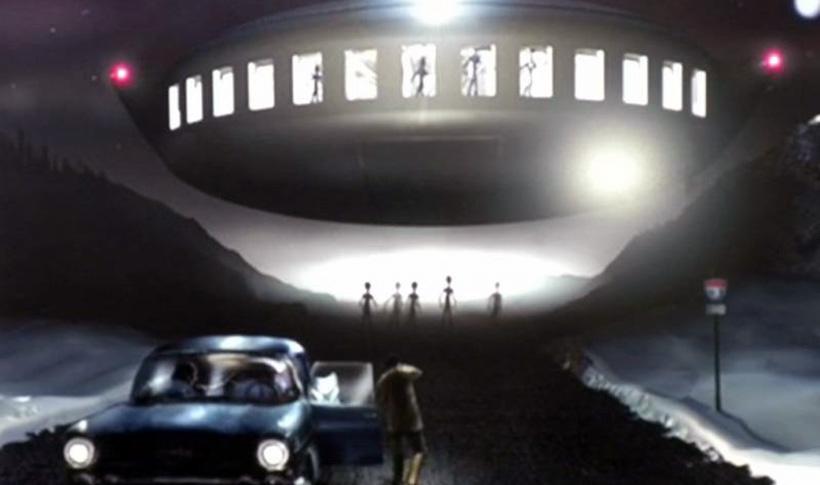 Похищение инопланетянами
