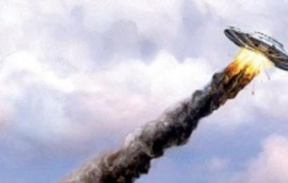 Авария НЛО под Венговежом в Польше. 1997 год