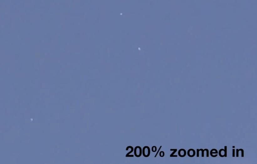 НЛО над Лос-Анджелесом 18 мая 2013 года