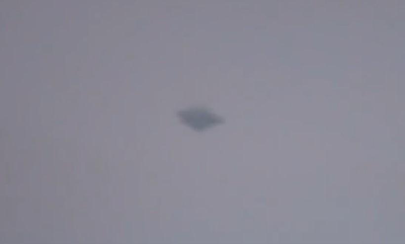 НЛО над Медельин (Колумбия) в 2014 году