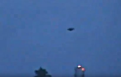 Отец семейства заснял НЛО на видео в Ситакуаро (Мексика) в 2013 году