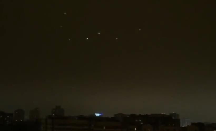 НЛО над Набережными Челнами в 2016 году