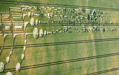 Круги на полях — это сообщения инопланетян о будущем