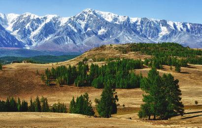 Таинственное плато Укок