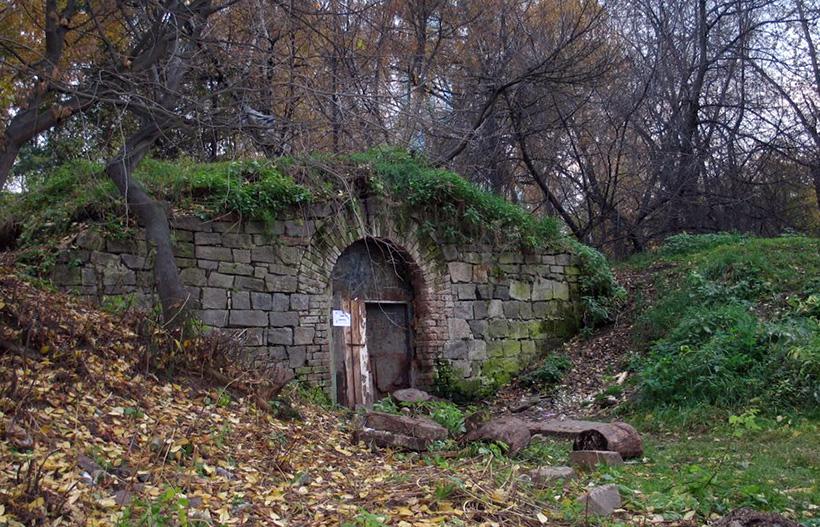 Уральские подземелья