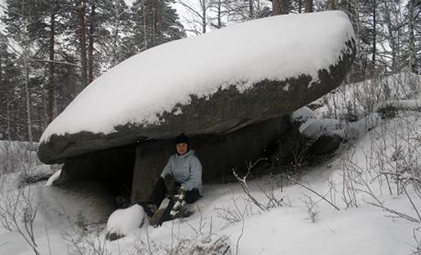 Загадочные места Среднего Урала