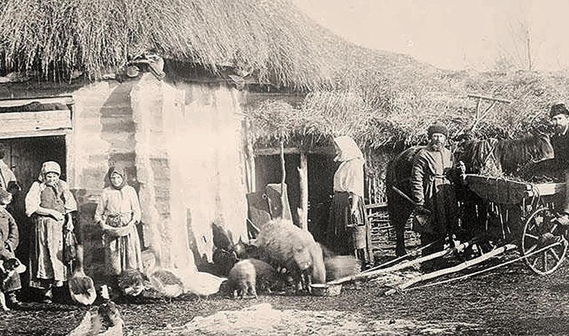Охота на ведьму в Ставропольском уезде