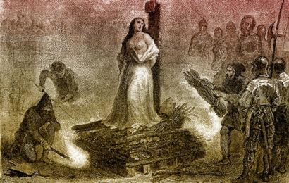 Страсти по ведьмам в Килкенни